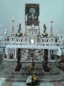 Altare Santa Margherita